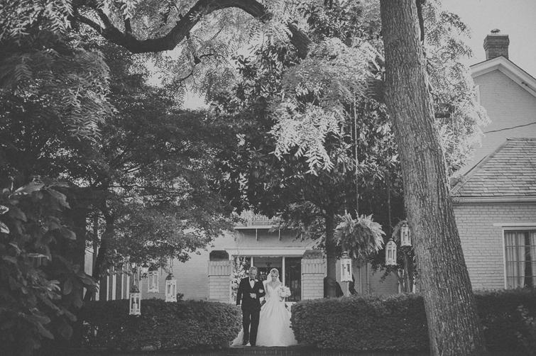 east ivy mansion entrance